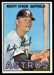 1967 Topps #73  Rusty Staub  Front Thumbnail