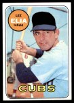 1969 Topps #312  Lee Elia  Front Thumbnail