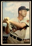 1953 Bowman #119  Dale Mitchell  Front Thumbnail