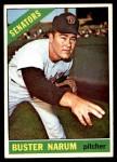 1966 Topps #274  Buster Narum  Front Thumbnail