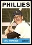 1964 Topps #83  Gus Triandos  Front Thumbnail