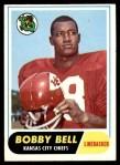 1968 Topps #93  Bobby Bell  Front Thumbnail