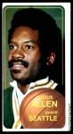 1970 Topps #31  Lucius Allen   Front Thumbnail