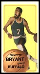 1970 Topps #116  Emmette Bryant   Front Thumbnail
