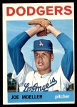 1964 Topps #549  Joe Moeller  Front Thumbnail