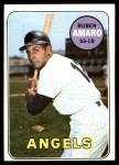 1969 Topps #598  Ruben Amaro  Front Thumbnail