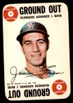 1968 Topps Game #33  Jim Fregosi  Front Thumbnail