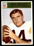 1966 Philadelphia #153  Bill Nelson  Front Thumbnail