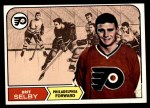 1968 Topps #96  Brit Selby  Front Thumbnail