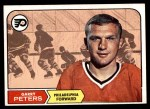 1968 Topps #99  Garry Peters  Front Thumbnail