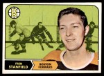1968 Topps #10  Fred Stanfield  Front Thumbnail