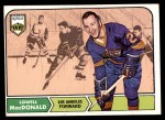 1968 Topps #42  Lowell MacDonald  Front Thumbnail