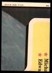 1969 Topps Man on the Moon #30 A  Moon Surface Back Thumbnail
