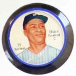 1962 Salada Coins #95  Elston Howard  Front Thumbnail