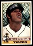 1976 Topps #540  Bill Freehan  Front Thumbnail