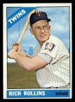 1966 Topps #473  Rich Rollins  Front Thumbnail
