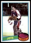 1980 Topps #205  Pierre Hamel  Front Thumbnail