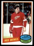 1980 Topps #72  Peter Mahovlich  Front Thumbnail