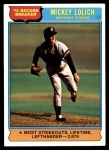 1976 Topps #3   -  Mickey Lolich Record Breaker Front Thumbnail
