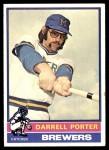 1976 Topps #645  Darrell Porter  Front Thumbnail