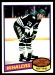 1980 Topps #214  Tom Rowe  Front Thumbnail