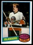 1980 Topps #102  Bob Nystrom  Front Thumbnail