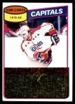 1980 Topps #49   -  Mike Gartner Capitals Leaders Front Thumbnail