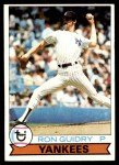1979 Topps #500  Ron Guidry  Front Thumbnail
