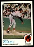 1973 Topps #636  Rickey Clark  Front Thumbnail