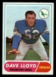 1968 Topps #84  Dave Lloyd  Front Thumbnail