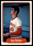 1982 Fleer #65  Joe Edelen  Front Thumbnail
