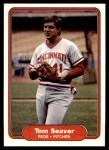 1982 Fleer #82  Tom Seaver  Front Thumbnail