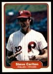 1982 Fleer #243  Steve Carlton  Front Thumbnail