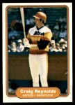 1982 Fleer #225  Craig Reynolds  Front Thumbnail