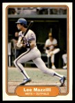 1982 Fleer #533  Lee Mazzilli  Front Thumbnail