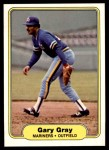 1982 Fleer #511  Gary Gray  Front Thumbnail