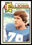 1979 Topps #344  Doug English  Front Thumbnail