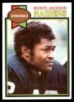 1979 Topps #392  Monte Jackson  Front Thumbnail