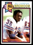 1979 Topps #465   -  Bill Thompson All-Pro Front Thumbnail