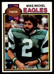 1979 Topps #369  Mike Michel  Front Thumbnail