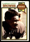 1979 Topps #373  Clarence Scott  Front Thumbnail