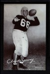 1948 Exhibits Black and White  Buddy Young   Front Thumbnail