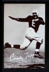 1948 Exhibits Black and White  Charley Trippi   Front Thumbnail