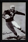 1948 Exhibits Black and White  Tony Canadeo   Front Thumbnail
