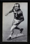 1948 Exhibits Black and White  Ollie Matson   Front Thumbnail