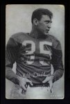 1948 Exhibits Black and White  Bill Dudley  Front Thumbnail