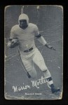 1948 Exhibits Black and White  Marion Motley  Front Thumbnail