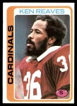 1978 Topps #64  Ken Reaves  Front Thumbnail