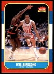 1986 Fleer #10  Otis Birdsong  Front Thumbnail