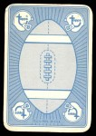 1971 Topps Game #1  Dick Butkus  Back Thumbnail